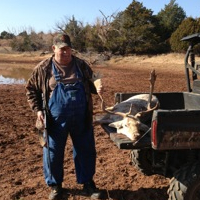 Mr. Donnie's 27-inch Fallow Buck